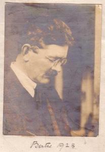 Bertie Neville 1923