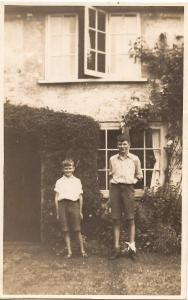 Martin & Michael Neville