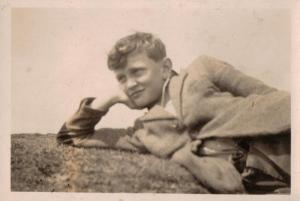 Martin Neville about 1940