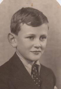 Martin Neville aged 12 yrs and 4 months