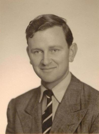 Martin Neville in about 1957