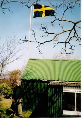 Martin Neville in Parrog