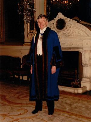Martin Neville, Master of the Draper Company