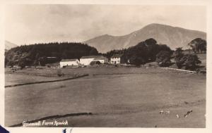 Martin stayed at Goosewell Farm, Keswick in the 1950s