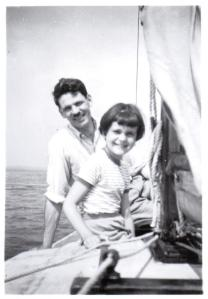 Mike and Jane Neville on Sindry