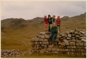 The Nevilles in Cumbria 1973